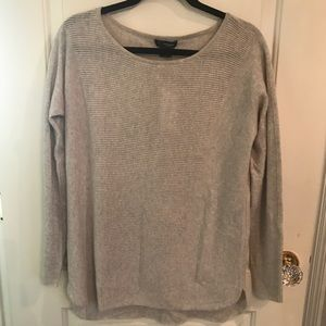 C BY BLOOMINGDALES 100% CASHMERE SWEATER